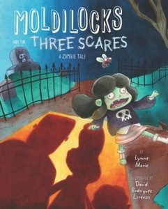Moldilocks book cover
