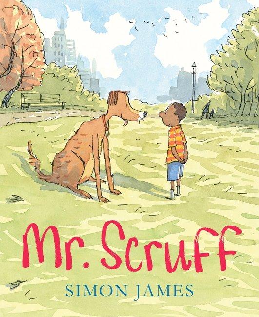 MrScruff book cover