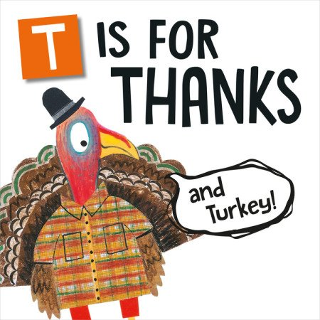 T is for Turkey cvr