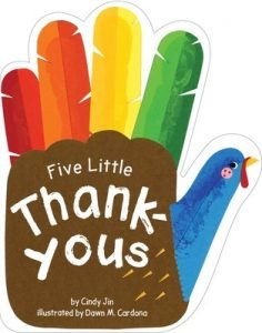 five little thank yous cover