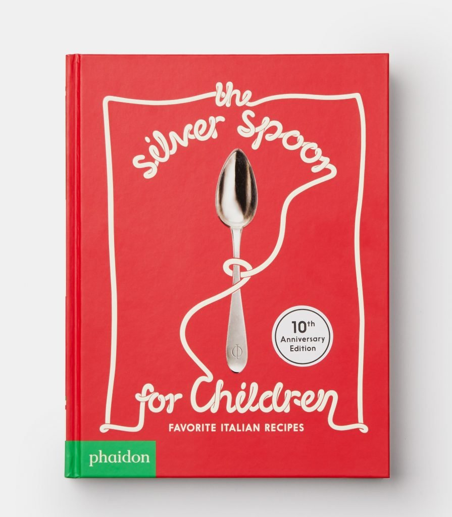 silver spoon for children AE cover