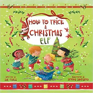 How to Trick a Christmas Elf cvr