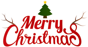 Merry Christmas Transparent Clip Art