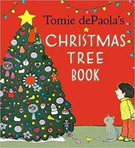 TomiedePaolas Christmas Tree Book cvr