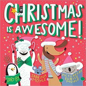 christmas is awesome cover