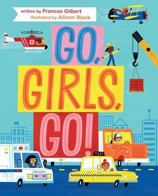 go girls go book cover
