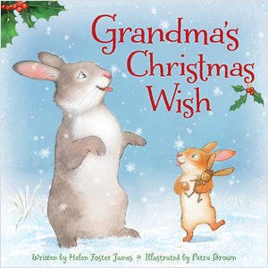 grandmas christmas wish cover