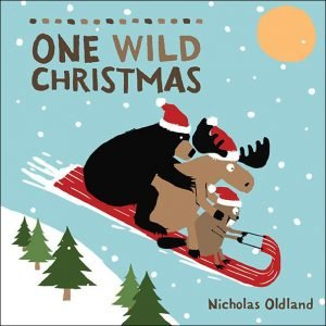 one wild christmas book cover