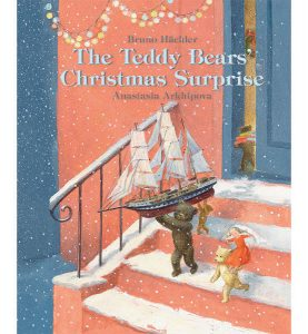 the teddy bears christmas surprise cvr