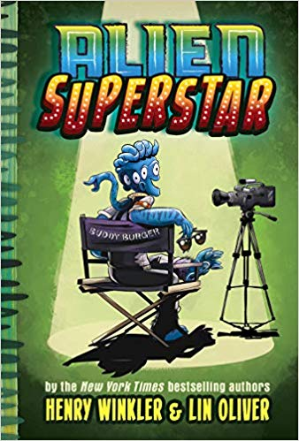Alien Superstar Book Cover