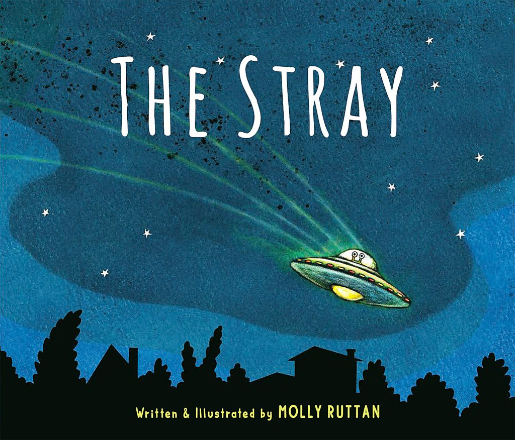 TheStray Book Cover