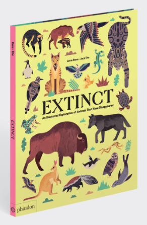 Extinct cover Phaidon