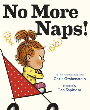 No More Naps book cover