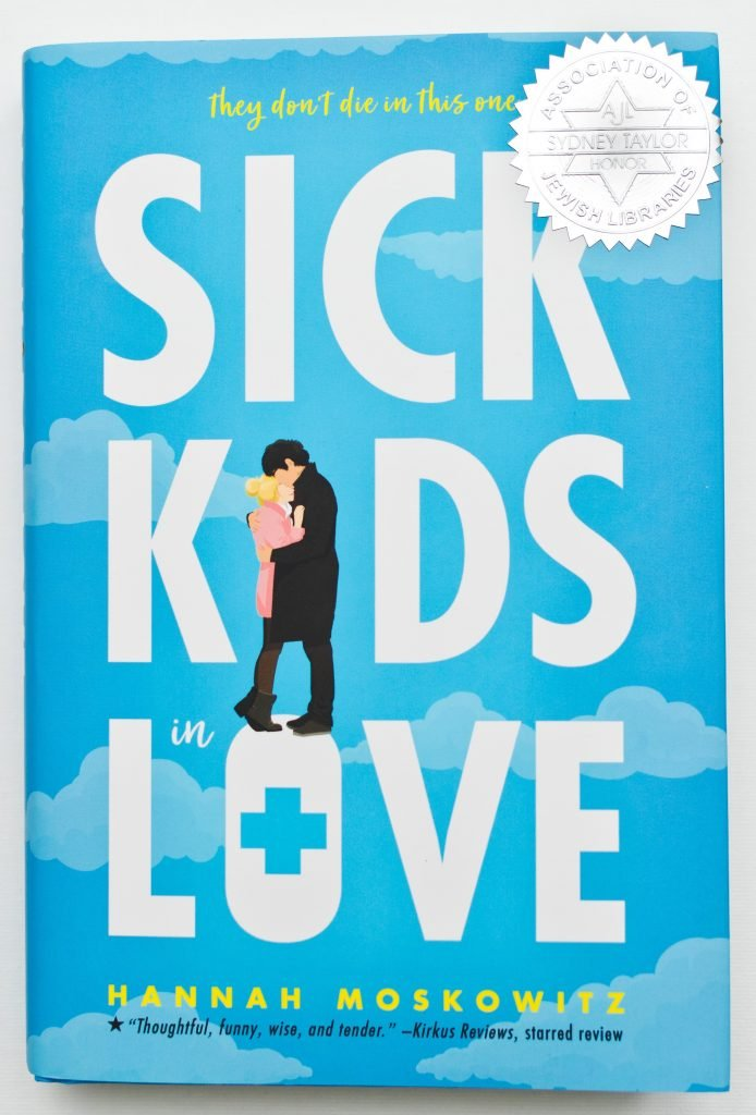 Sick Kids in Love ALA cover