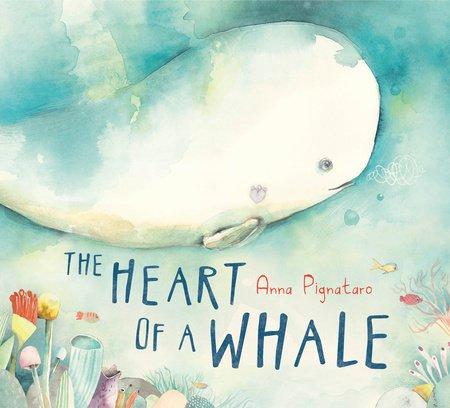 The Heart of a Whale cvr