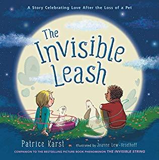 The Invisible Leash cover
