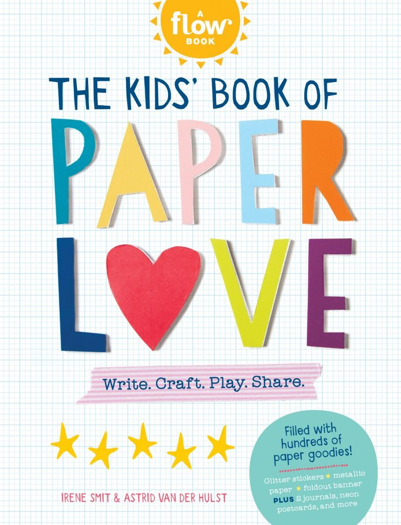 Kids Book of Paper Love