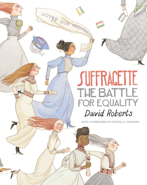 Suffragettetbfe book cover