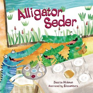 Alligator Seder book cover