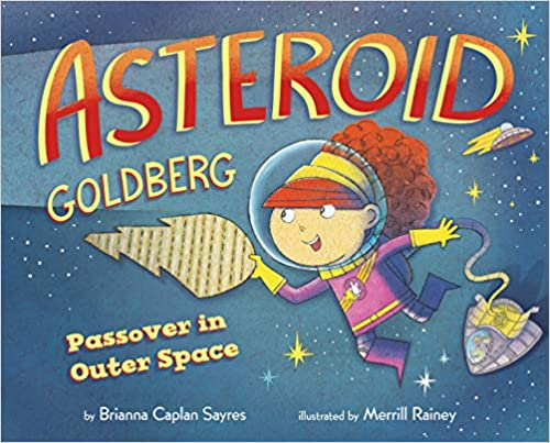 Asteroid Goldberg cover