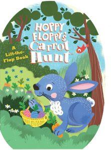 Hoppy Floppys Carrot Hunt cvr