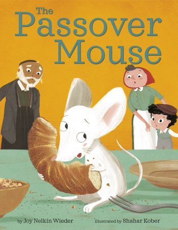 The Passover Mouse cvr