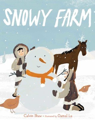 Snowy Farm cover