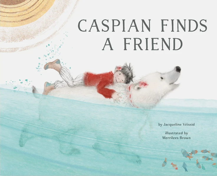 Caspian Finds a Friend cvr