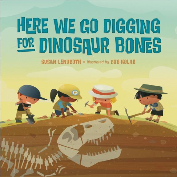 dinosaur bones cover