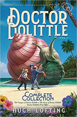 Doctor Dolittle vol1 cvr