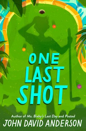 One Last Shot cover