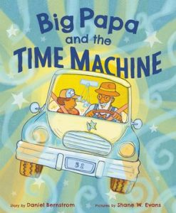 Big Papa and the Time Machine cvr