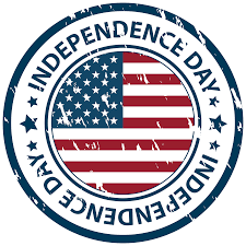 Clip Art Independence Day