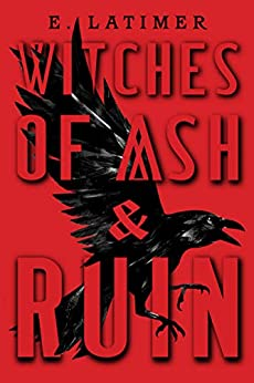 Witches of Ash and Ruin cvr