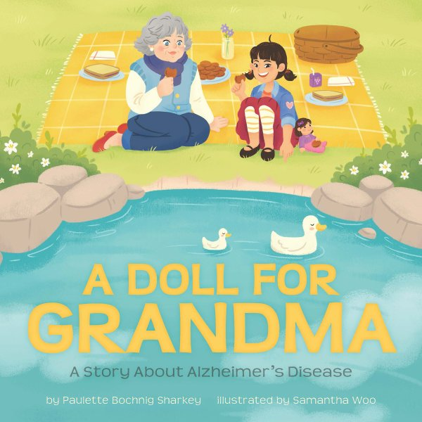A Doll for Grandma cover