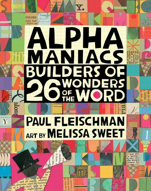 Alphamaniacs book cover