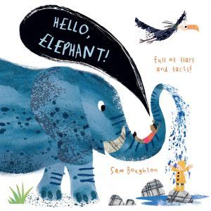 Hello Elephant cover