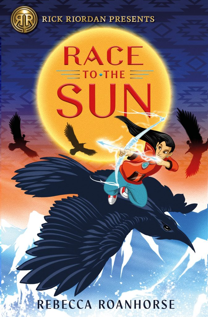 Race to the Sun cvr