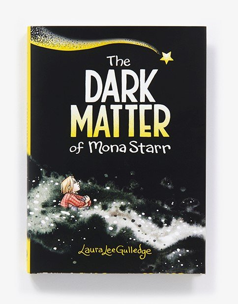 The Dark Matter of Mona Starr cvr
