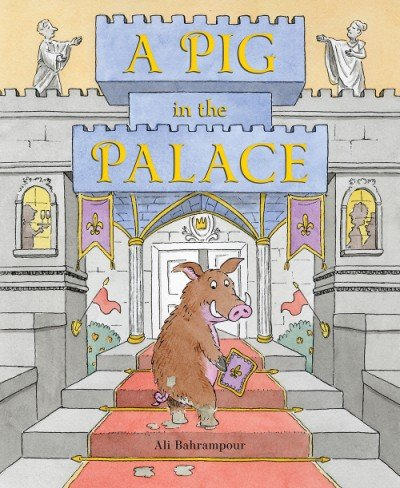A Pig in the Palace cvr