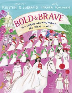 Bold and Brave cover