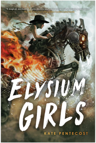 Elysium Girls cover