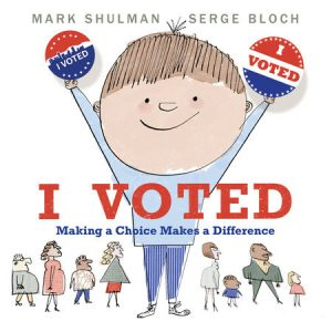 I Voted cover