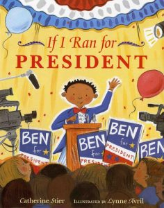 If I Ran for President cover