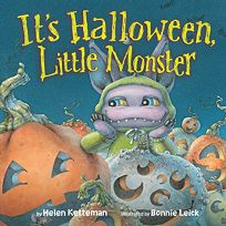 Its Halloween Little Monster cvr