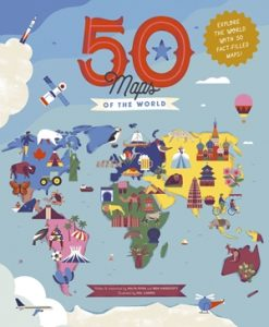 50MapsoftheWorld cover