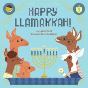 HappyLlamakkah cover
