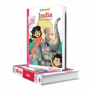 TinyTravelers INDIA cvr