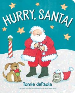 Hurry Santa cover