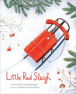 Little Red Sleigh cvr